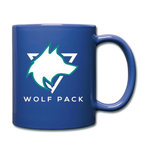 Wolf Pack Logo (NEW) - Full Colour Mug