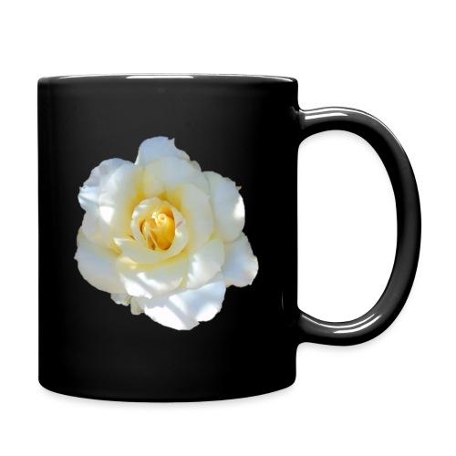 A white rose - Full Colour Mug
