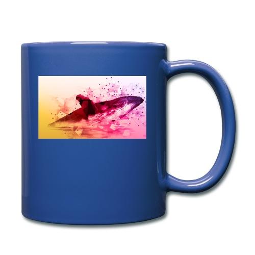 LowpolyWhale - Mug uni