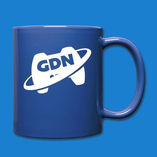 Game Dev Network: White - Full Colour Mug