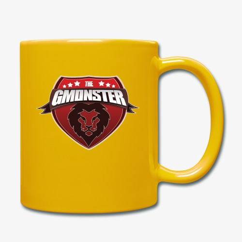 TheGMonster Logo Grand - Mug uni