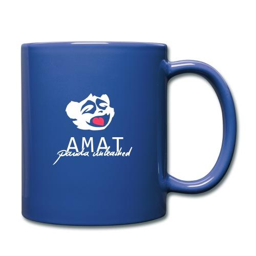 Amat personalised signature series - Tasse einfarbig