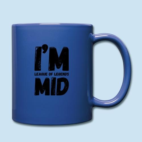 I'm Mid main - Ensfarget kopp