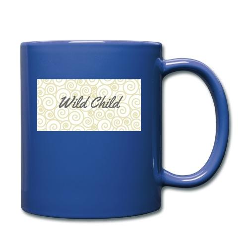 Wild Child 1 - Full Colour Mug