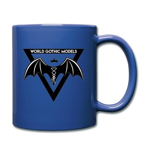 World Gothic Models Official Logo Design - Full Colour Mug