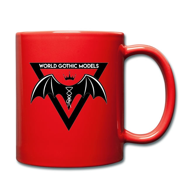 World Gothic Models Official Logo Design