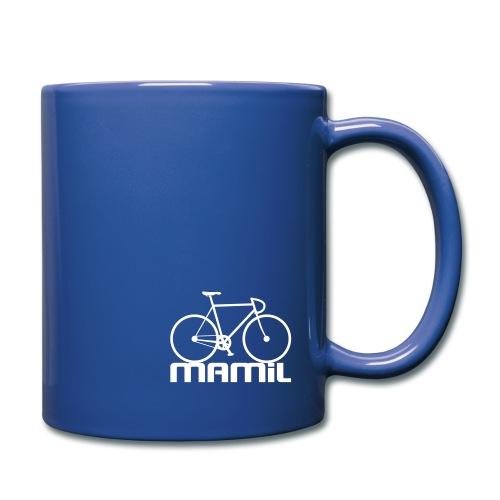 Mamil Large Bike - Full Colour Mug