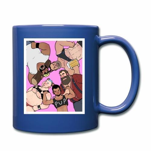 Bear Pile - Full Colour Mug