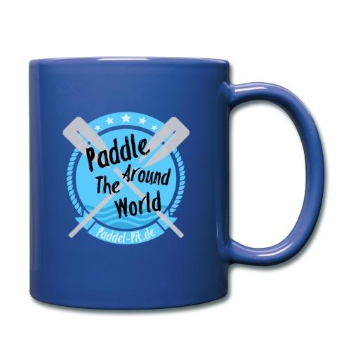 Paddle Around The World - Tasse einfarbig