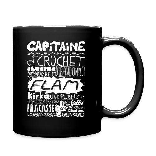 capitaine-blanc Tee shirts - Mug uni