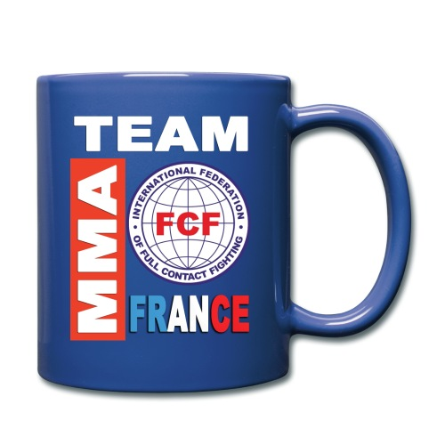 FCF MMA France team - Mug uni