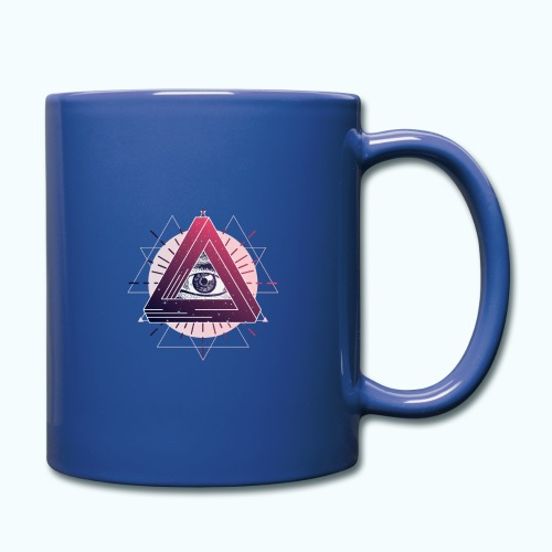 All Seeing Eye - Full Colour Mug