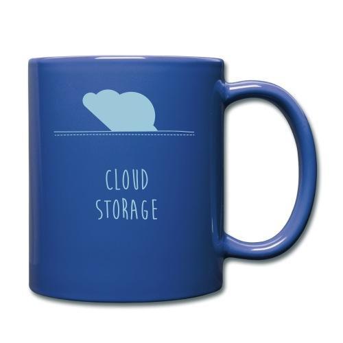 Cloud Storage - Tasse einfarbig