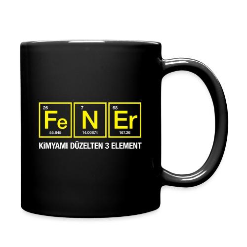 Elements - Tasse einfarbig