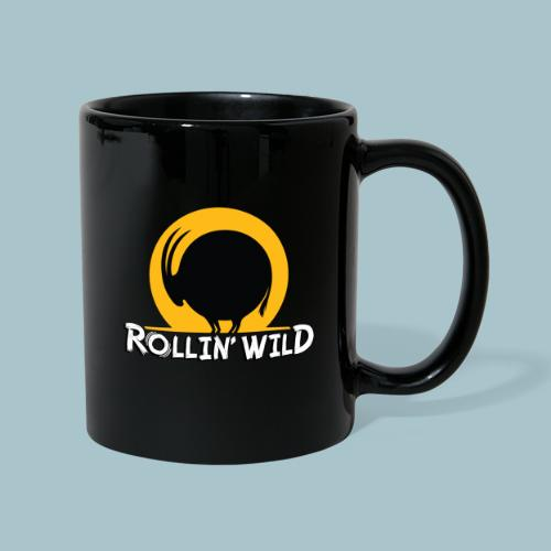 Rollin' Wild Logo - Full Colour Mug