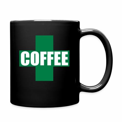First Aid Coffee - Full Colour Mug