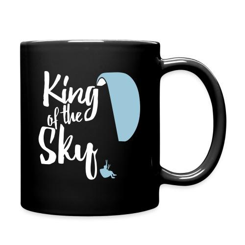 King of the Sky - Tasse einfarbig
