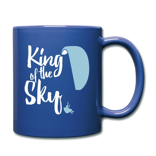 King of the Sky - Tasse einfarbig