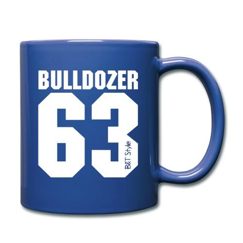 Bulldozer 63 - Tazza monocolore