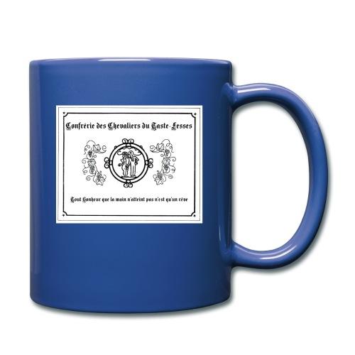 etiquette - Mug uni