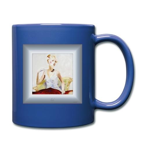 lady - Mug uni