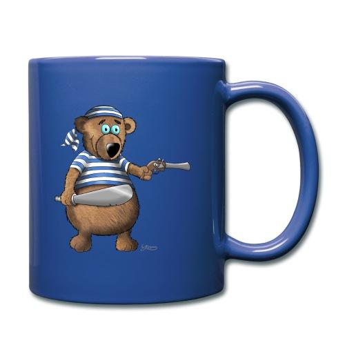 Pirat - Tasse einfarbig