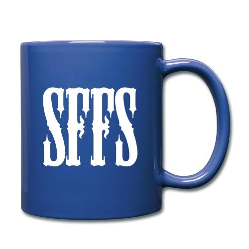 SFFS Salduie triple - Taza de un color
