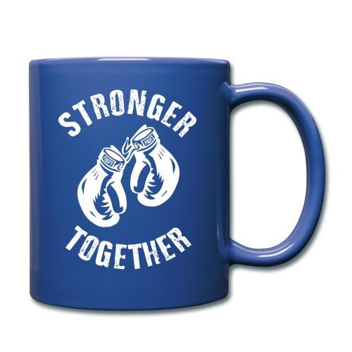Stronger Together - Tasse einfarbig