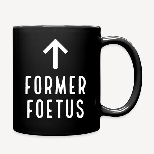 FORMER FOETUS - Full Colour Mug