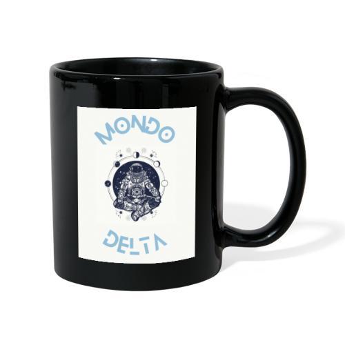 Mondo Delta T-shirt - Tazza monocolore