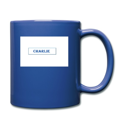 Charlie - Full Colour Mug