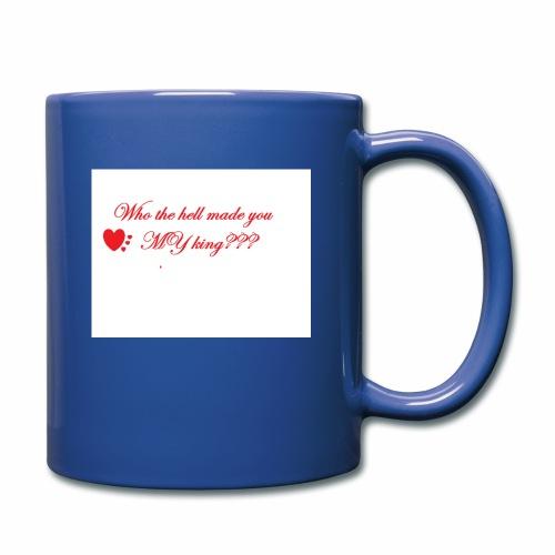 LoveYourselfTheMost - Full Colour Mug