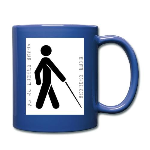 Blind T-Shirt - Full Colour Mug