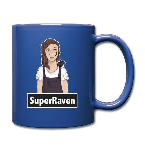 SuperRaven - Full Colour Mug