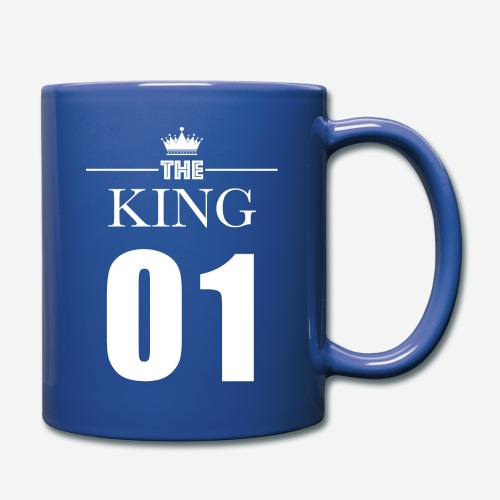 KING 01 (King & Queen) - Mug uni