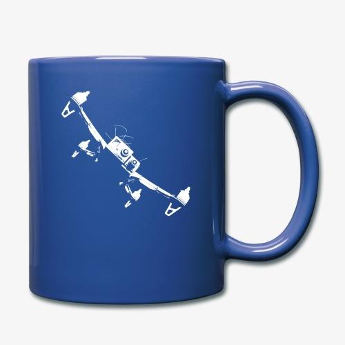 quadflyby2 - Full Colour Mug