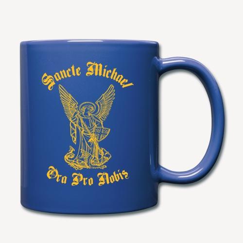 sancte yellow - Full Colour Mug