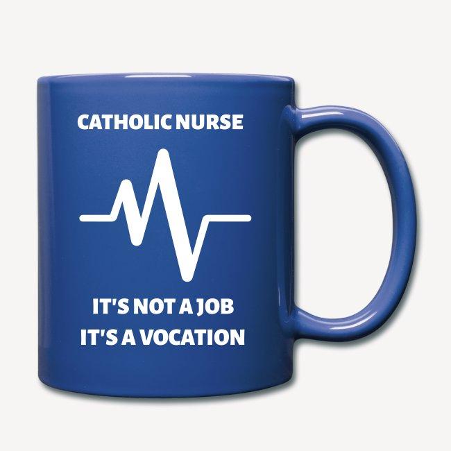 MUG - CATHOLIC NURSE