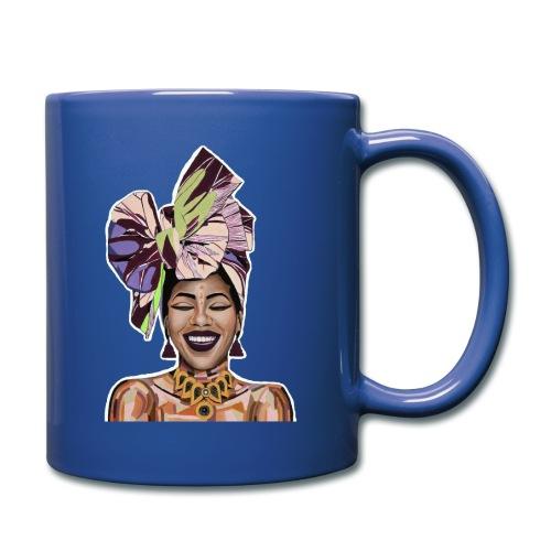 Being Happy - Full Colour Mug