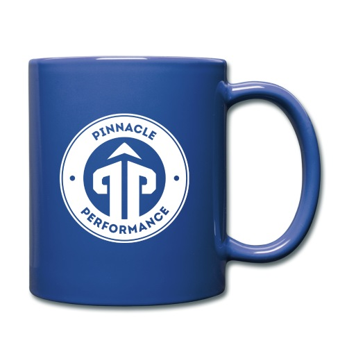 Pinnacle Performance Apparel (White Logo) - Full Colour Mug