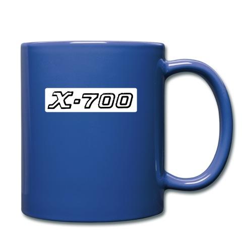 Minolta X-700 White - Tazza monocolore