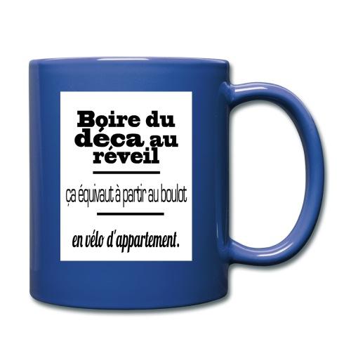 café - Mug uni