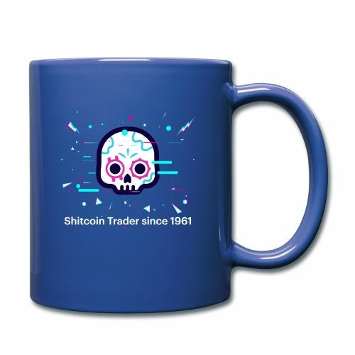 CryptoLoco - Shitcoin Trader - Mug uni