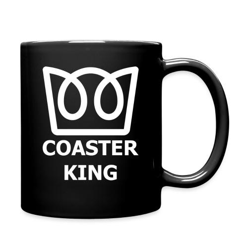Coaster King - Full Colour Mug