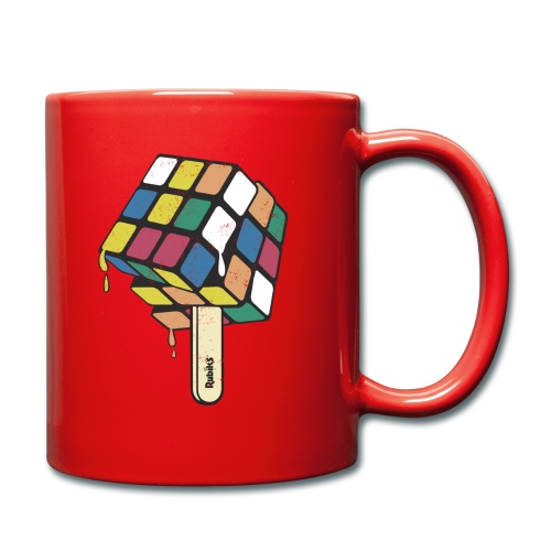 Rubik's Cube Ice Lolly - Full Colour Mug