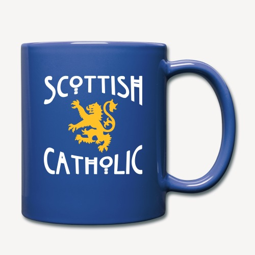 MUG - SCOTTISH CATHOLIC - Full Colour Mug
