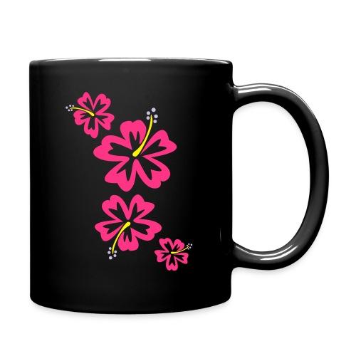 Hawaii Flower - Tasse einfarbig