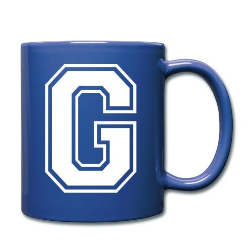 Grime Apparel G Grey Shirt. - Full Colour Mug