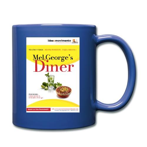 Mel-George-s_diner - Tazza monocolore