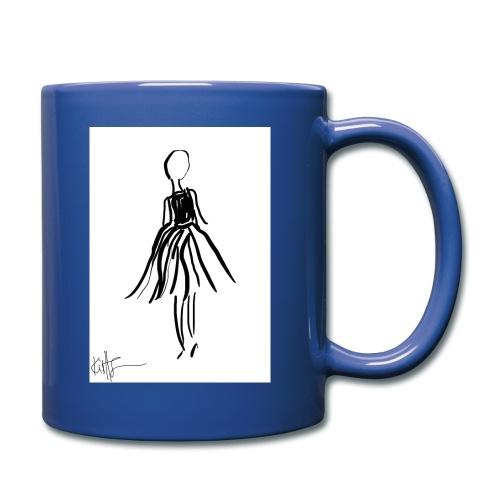 Lady - Full Colour Mug